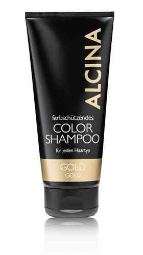 Alcina Color Shampoo Gold 200ml