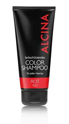 Alcina Color Shampoo Rot 200ml