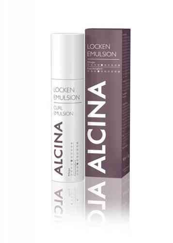 Alcina Haircare Locken-Emulsion Lockenemulsion 100 ml.