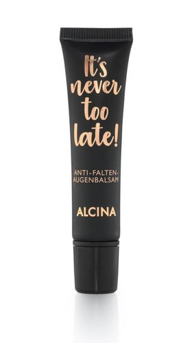 ALCINA It's never too late Augenbalsam 15 ml